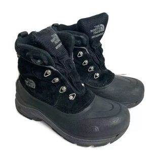 Boys The North Face Winter Snow Boots Waterproof